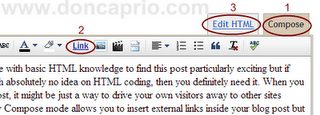 How To Open Links In New Tabs (Blogger/Blogspot)