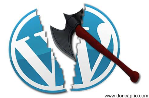secure wordpress from hack attack