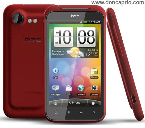 htc_incredible s - top 5 htc android phones