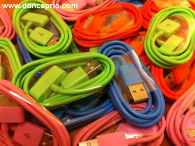 juices iphone cable