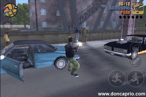 iphone 3rd person shooter games