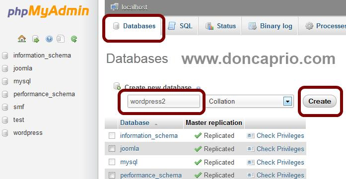 transfer wordpress from localhost to cpanel