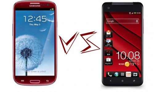 htc butterfly vs samsung galaxy s3