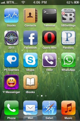 apps iphone 3gs facebook for