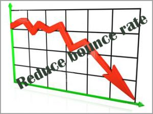 reduce bounce rate of blog