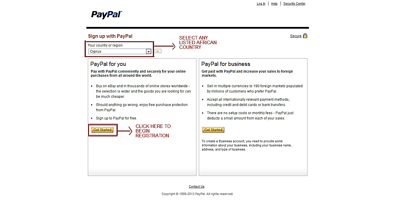 How To Activate A Valid Paypal Account In Nigeria Ghana Giftcard Vcc 2 Year Verif Signup Here