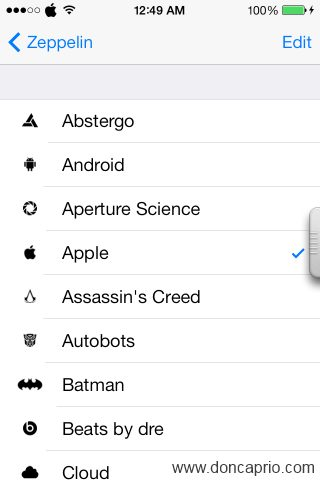 AppSync for iOS 7 and Other 30+ Compatible Tweaks, Apps