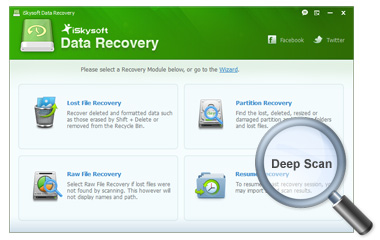 iskysoft data recovery