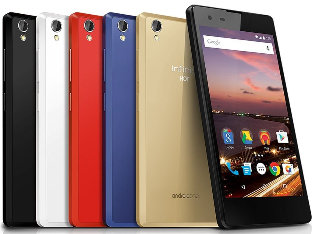infinix hot 2 colors