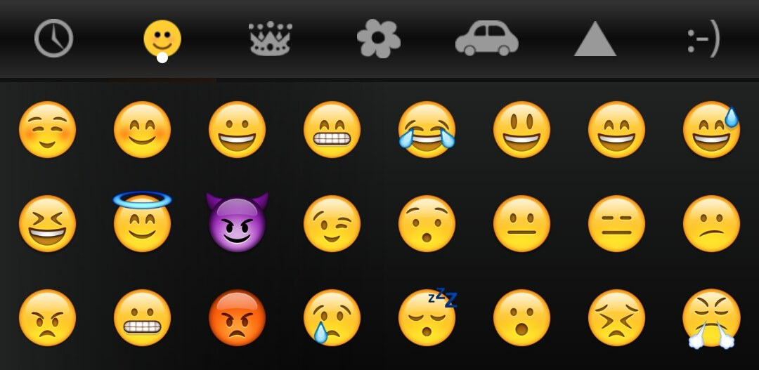 iphone android emoji change the boring default android emoji to ios emoji 11587