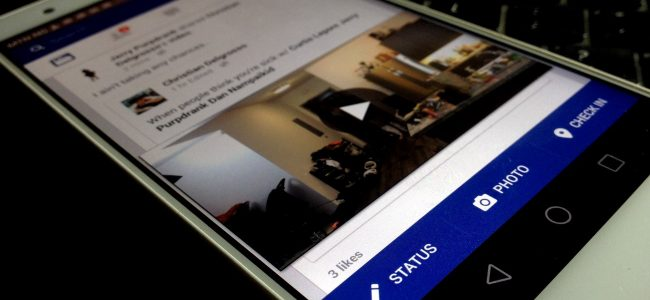 How to Locate Your Recently Watched Videos on Facebook