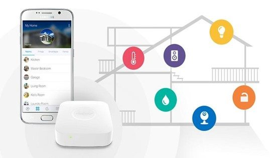 smartthings hub