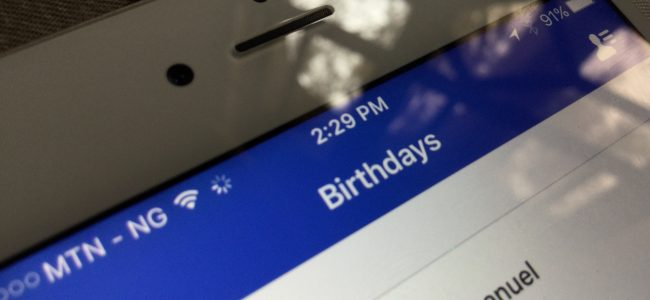 How NOT To Let Facebook Announce Your Birthday To Friends