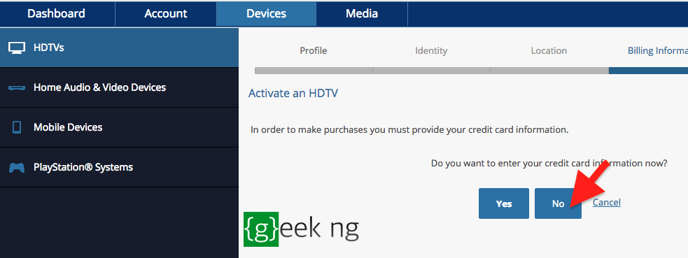 register for playstation network in nigeria