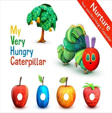 Image result for my very hungry caterpillar app