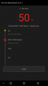 Vkworld Mix Plus AnTuTu Benchmark Testing