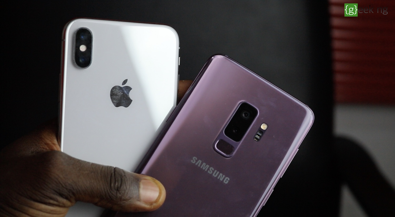 which is better galaxy or iphone apple iphone x vs samsung galaxy s9 which is better 9209