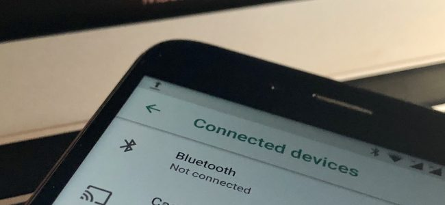 image forEnable Bluetooth File Transfer to Your Android Phone on macOS