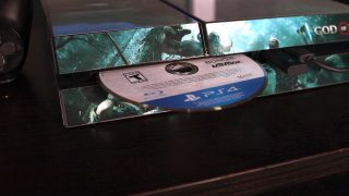 ps4 auto eject