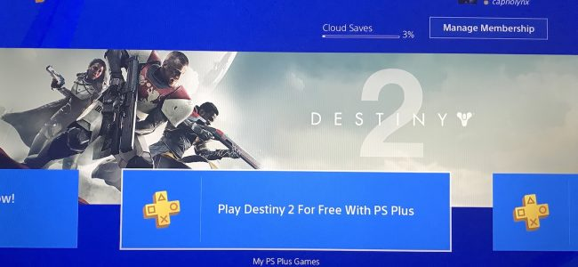 free games on ps4