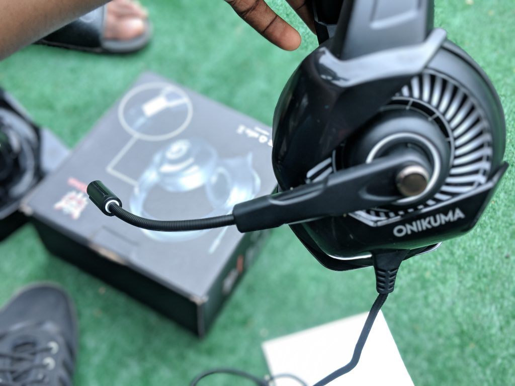 Onikuma K6 Gaming Headset Microphone