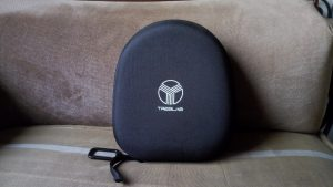 carrying case for the treblab e3 headphones