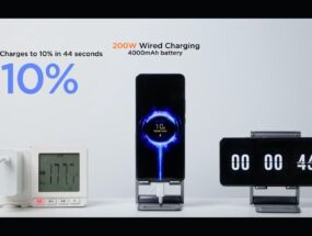 xiaomi mi 11 battery fast charge