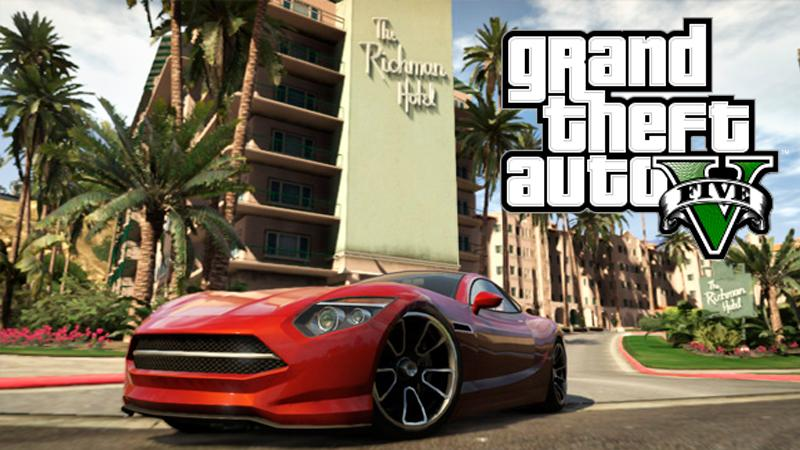 Grand Theft Auto 5 Video Game